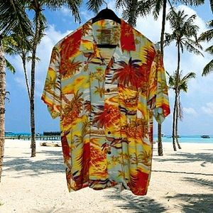 PINEAPPLE CONNECTION TROPICAL SHIRT